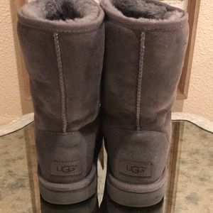 UGG Shoes - UGG SORT CLASSIC GRAY BOOT SZ 9 GrEAT COND